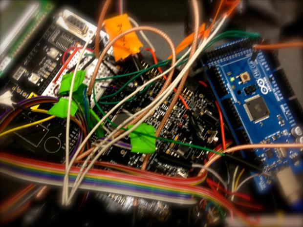 Scanbox prototype (circa 2013)